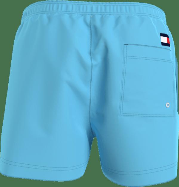 Tommy Hilfiger Swimshort Aqua blauw