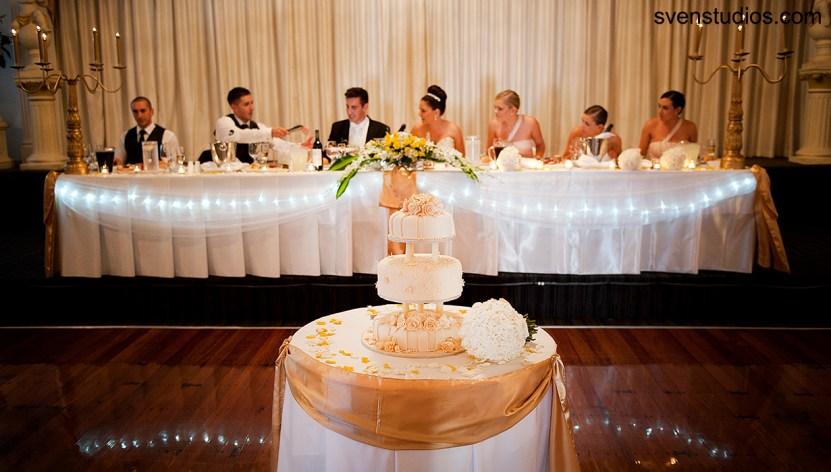 Traditional cake design