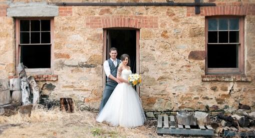 Cottage doorway