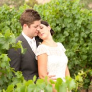 Nepenthe winery wedding