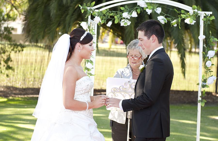 Flagstaff Hill Golf Course Wedding