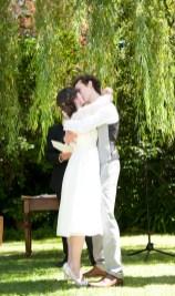 First Kiss at Hans Heysen House