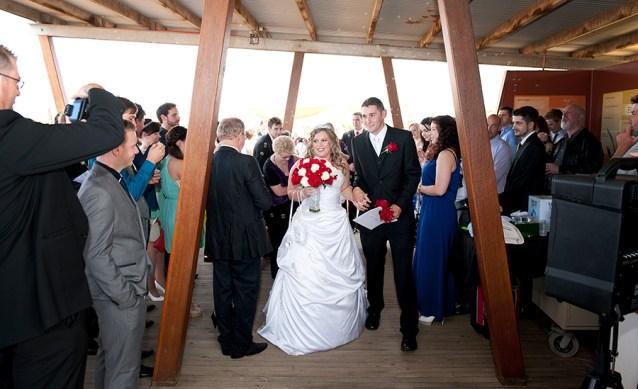 Zoo wedding