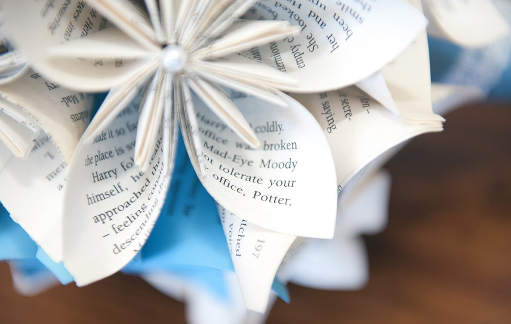 Harry Potter bouquet