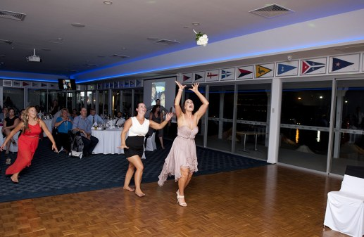 Royal South Australian Yacht Squadron Wedding Reception
