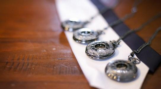 Groomsmen Pocket Watches