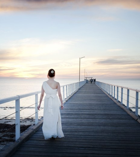 Semaphore Beach Wedding Photos
