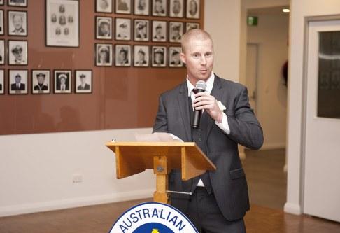 Royal South Australian Yacht Squadron Reception