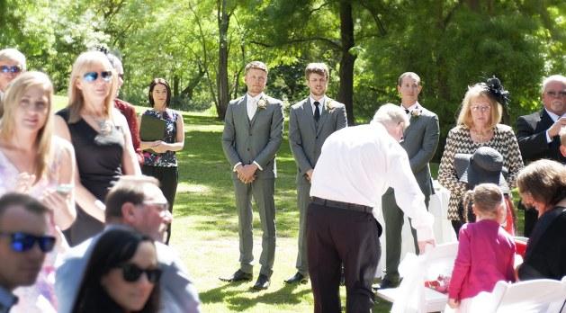Belair Country Club wedding