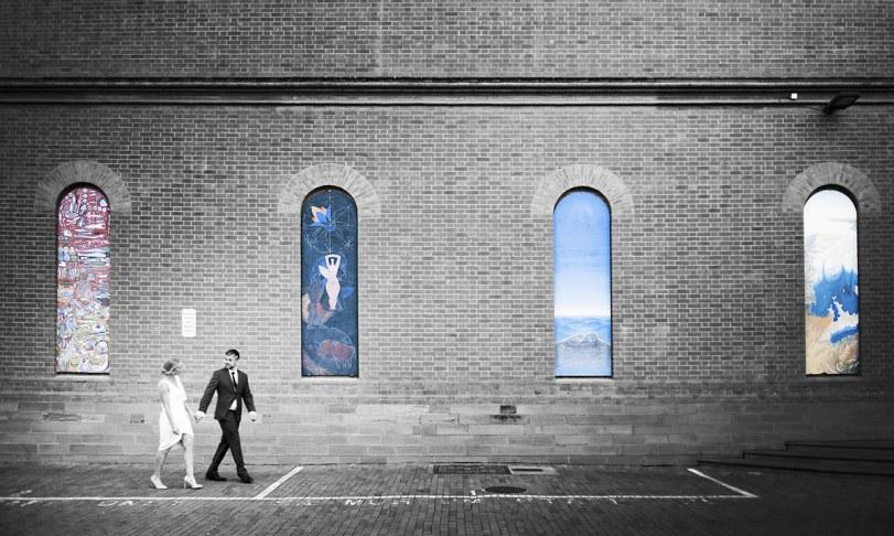 Adelaide Museum engagement
