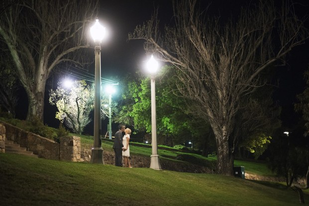 Adelaide City engagement photos