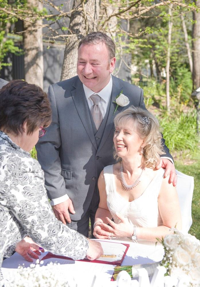 Inglewood Inn Wedding