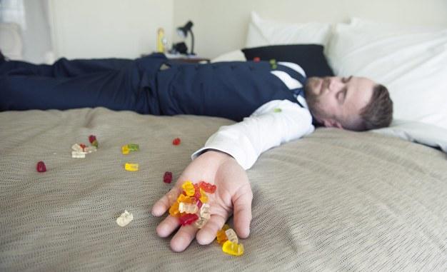 Gummybear overdose