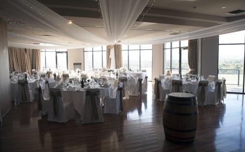 McCracken Country Club reception