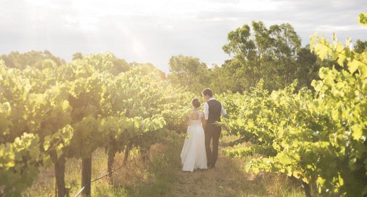 Woodstock winery wedding