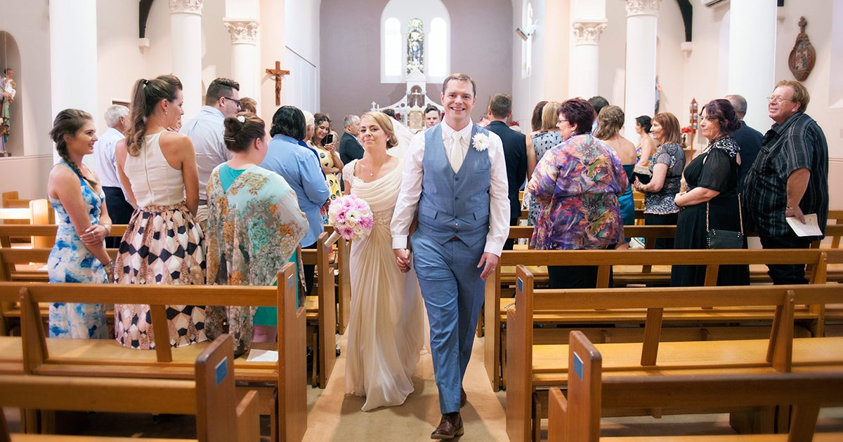 st joan of arc wedding