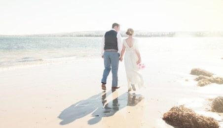 Victor Harbot wedding