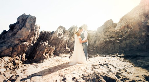 Petrel cove wedding