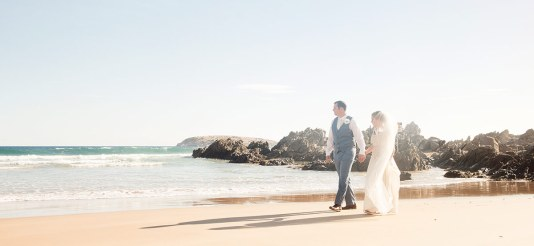 Petrel cove wedding