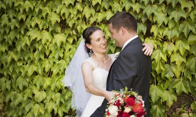 Seppeltsfield winery wedding