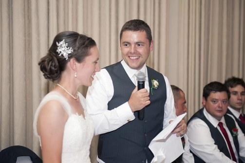 Barossa Weintel wedding reception