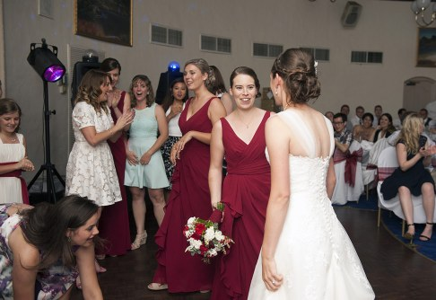 Barossa Weintel wedding reception