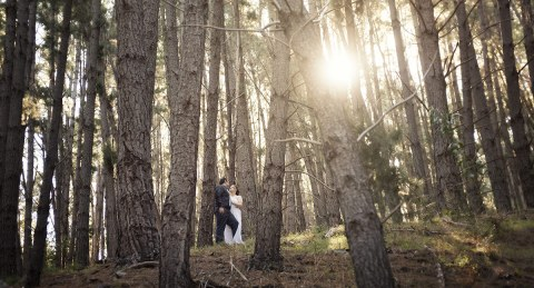 Kuitpo Forest wedding