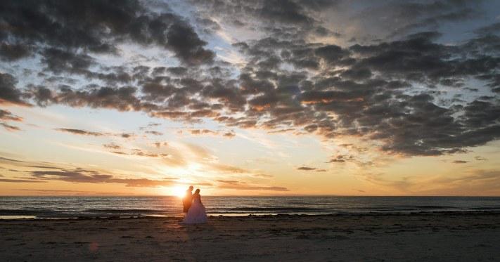 Glenelg sunset