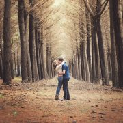 Kuitpo Forest Couple Shoot - Bethan & Alex