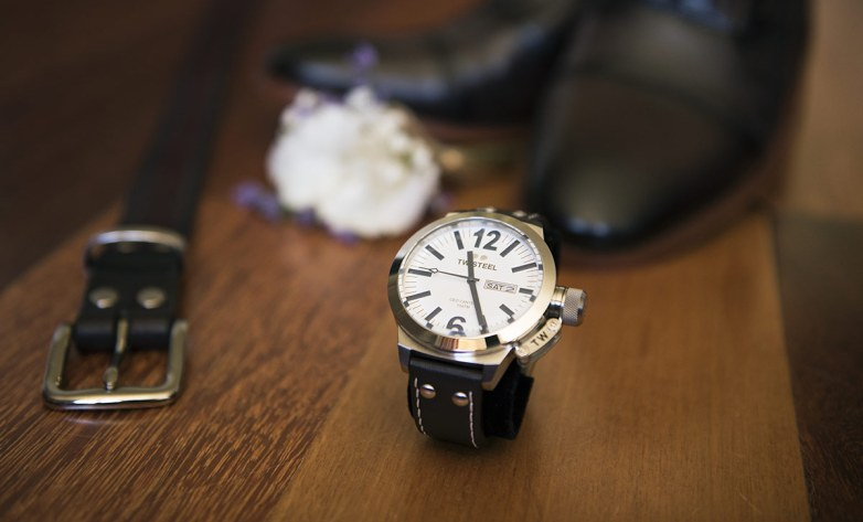 Groom's watch