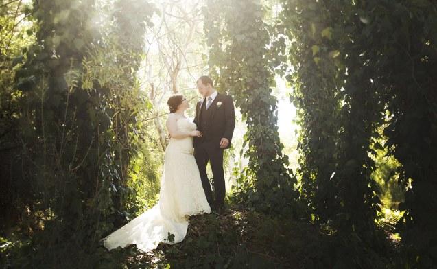 Wedding at Peacock Farm WIllunga