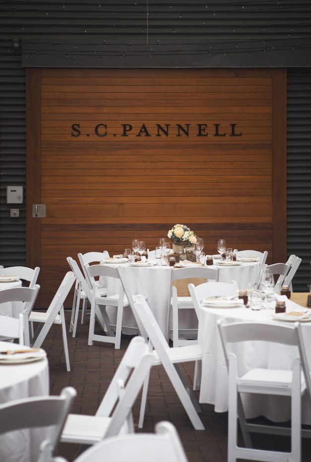 SC Pannell wall