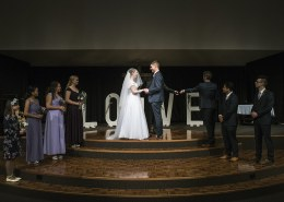 Edwardstown Baptist Church Wedding