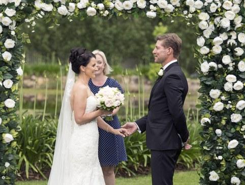Glen Ewin Estate Gatehouse Wedding