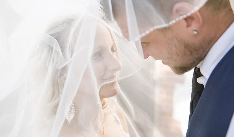 Underher veil