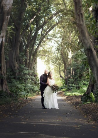 Together in the Botanic Gardens
