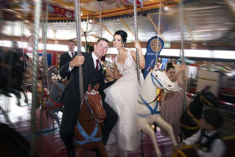 Semaphore Merry-go-round