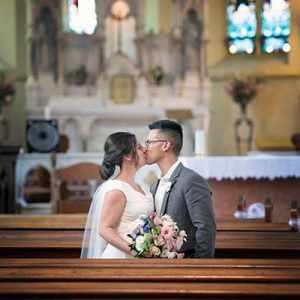 St Laurence's Church Wedding