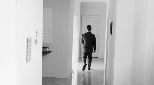 Walking the corridor
