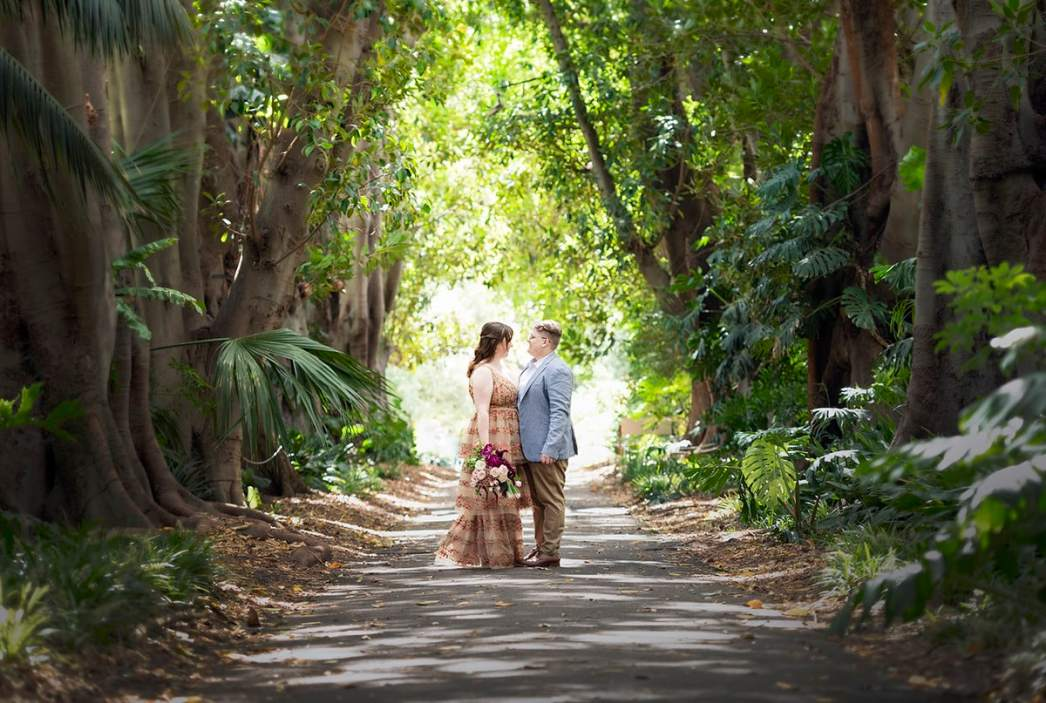 Adelaide Botanic Gardens money shot