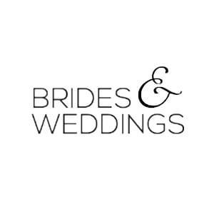 brides and weddings magazine logo
