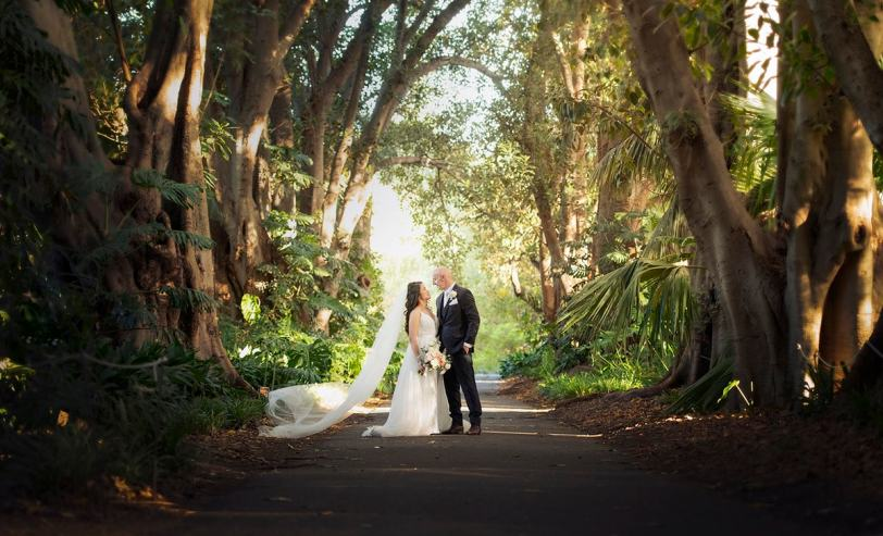 Botanic Gardens Wedding
