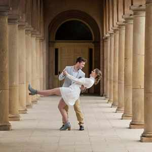 North Terrace Engagement Shoot