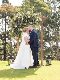 First kiss at Mt Osmond Golf Club