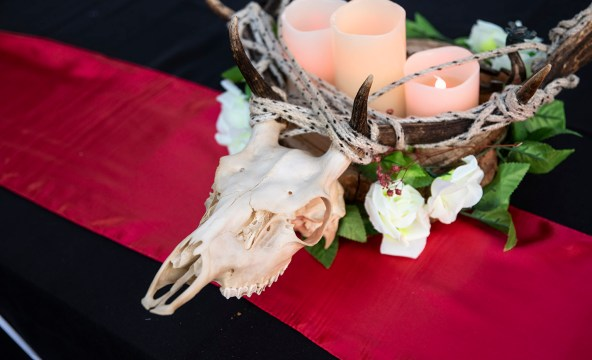 Asatru wedding decor