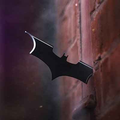 Batman cosplay photoshoot