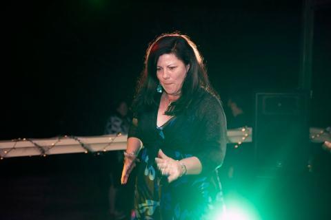 dancing guest