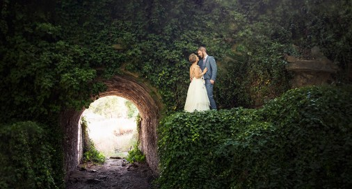 Inglewood Inn Wedding Photo