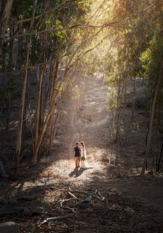 Belair National Park wedding photo 3