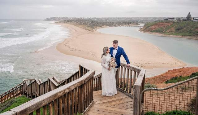 Pt Noarlunga South Wedding